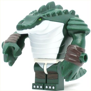LEGO Teenage Mutant Ninja Turtles Minifigure Leatherhead