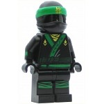 LEGO The LEGO Ninjago Movie Minfigure Green Ninja Suit (70620)