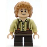 LEGO Lord of the Rings Minifigure Bilbo Baggins