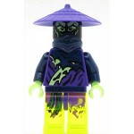 LEGO Ninjago Minifigure Ghost Warrior Wail