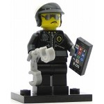 LEGO Collectible Minifigures The Movie Scribble-Face Bad Cop