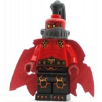 LEGO Nexo Knights Minifigure General Magmar