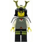 LEGO Ninja Minifigure Ninja Shogun White with Armor