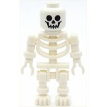 LEGO Other Minifigure Skeleton with Standard Skull