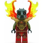 LEGO Legends of Chima Minifigure Cragger - Armor Breastplate, Flame Wings (70227)
