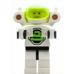 LEGO Space Minifigure Blacktron 2 with Jet Pack