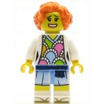 LEGO The LEGO Ninjago Movie Minfigure Lauren (70615)