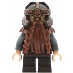 LEGO Lord of the Rings Minifigure Gimli