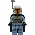 LEGO Star Wars Minifigure Mandalorian Warrior Female, Sand Blue