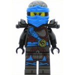 LEGO Ninjago Minifigure Nya - Hands of Time, Black Armor (70625)