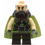 LEGO Hobbit and Lord of the Rings Minifigure Dwalin the Dwarf