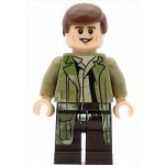 LEGO Star Wars Minifigure Han Solo (Endor Outfit) (75094)