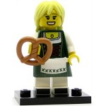 LEGO Collectible Minifigures Series 11 Pretzel Girl
