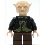 LEGO Minifigure Goblin Reddish Brown Legs