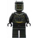 LEGO Super Heroes Minifigure Erik Killmonger (Golden Jaguar) (76099)