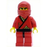 LEGO Minifigure Ninja Red (Reissue)