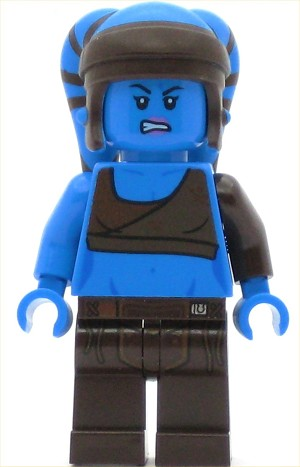 LEGO Star Wars Minifigure Aayla Secura (75182)