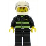 LEGO Town Minifigure Fire
