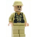 LEGO Indiana Jones Minifigure German Soldier 3