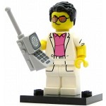 LEGO Collectible Minifigures Series 17 Yuppie