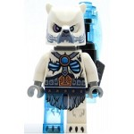 LEGO Legends of Chima Minifigure Iceklaw - Freeze Cannon Pack (70225)