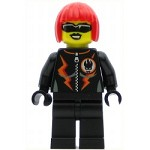 LEGO Agents Minifigure Dyna-Mite