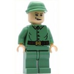 LEGO Indiana Jones Minifigure Russian Guard 1
