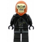 LEGO Star Wars Minifigure Dryden's Guard Hylobon Enforcer