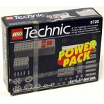 LEGO 8720 Technic 9V Motor Set