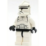 LEGO Star Wars Minifigure Clone Trooper Episode II