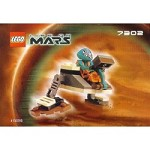 LEGO 7302 Space Worker Robot