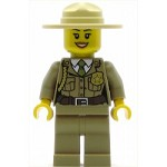 LEGO Town Minifigure Forest Police