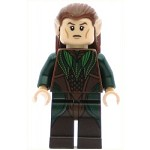LEGO Hobbit and Lord of the Rings Minifigure Mirkwood Elf Dark Green Outfit