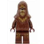 LEGO Star Wars Minifigure Wookiee