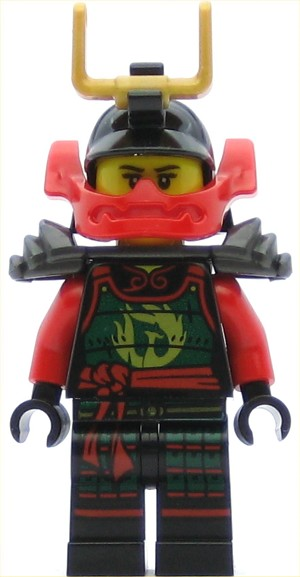 LEGO Ninjago Minifigure Nya - Head Mask