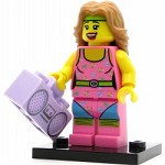 LEGO Collectible Minifigures Series 5 Fitness Instructor