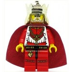 LEGO Castle Minifigure Kingdoms Lion King