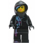 LEGO The Lego Movie Minifigure Wyldstyle with Hood