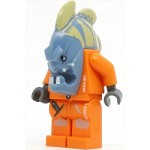 LEGO Minifigure Space Police 3 Alien Jawson