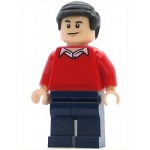 LEGO Super Heroes Minifigure Dick Grayson - Classic TV Series (76052)