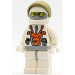 LEGO Minifigure Mars Mission Astronaut with Helmet and Balaclava