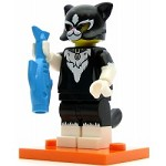 LEGO Collectible Minifigures Series 18 Cat Costume Girl