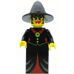 LEGO Minifigure Fright Knights Witch no Cape
