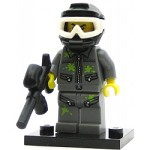LEGO Collectible Minifigures Series 10 Paintball Player