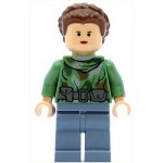 LEGO Star Wars Minifigure Princess Leia Endor Outfit