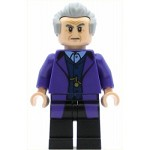 LEGO LEGO Ideas (CUUSOO) Minifigure The Twelfth Doctor, Purple Coat