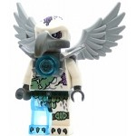 LEGO Legends of Chima Minifigure Voom Voom - Flat Silver Armor (70151)
