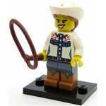 LEGO Collectible Minifigures Series 8 Cowgirl
