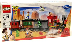 LEGO 7597 Toy Story Western Train Chase