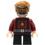 LEGO Super Heroes Minifigure Star-Lord - Short Legs